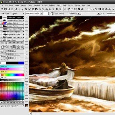 دانلود TwistedBrush Pro Studio 24.06 – طراحی تصاویر