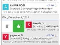 دانلود Aqua Mail Pro email app 1.12.0-607 - اپلیکیشن مرور ایمیل اندروید