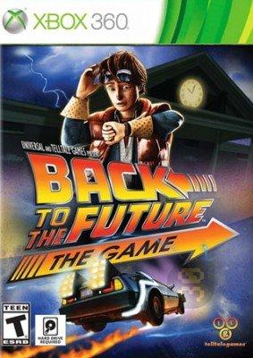 دانلود بازی Back To The Future برای XBOX360