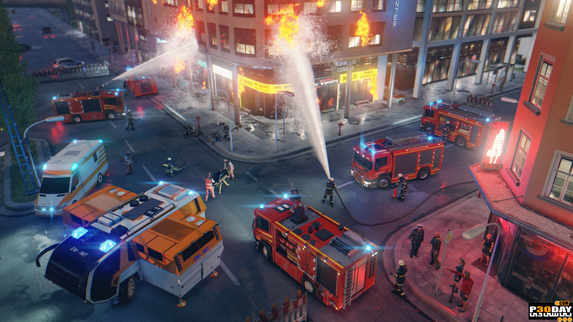 Emergency 2016 Games For PC