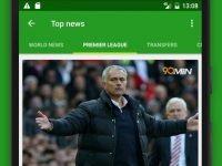 دانلود FotMob v106.0.7025.201901409 - نمایش نتایج زنده فوتبال جهان در اندروید