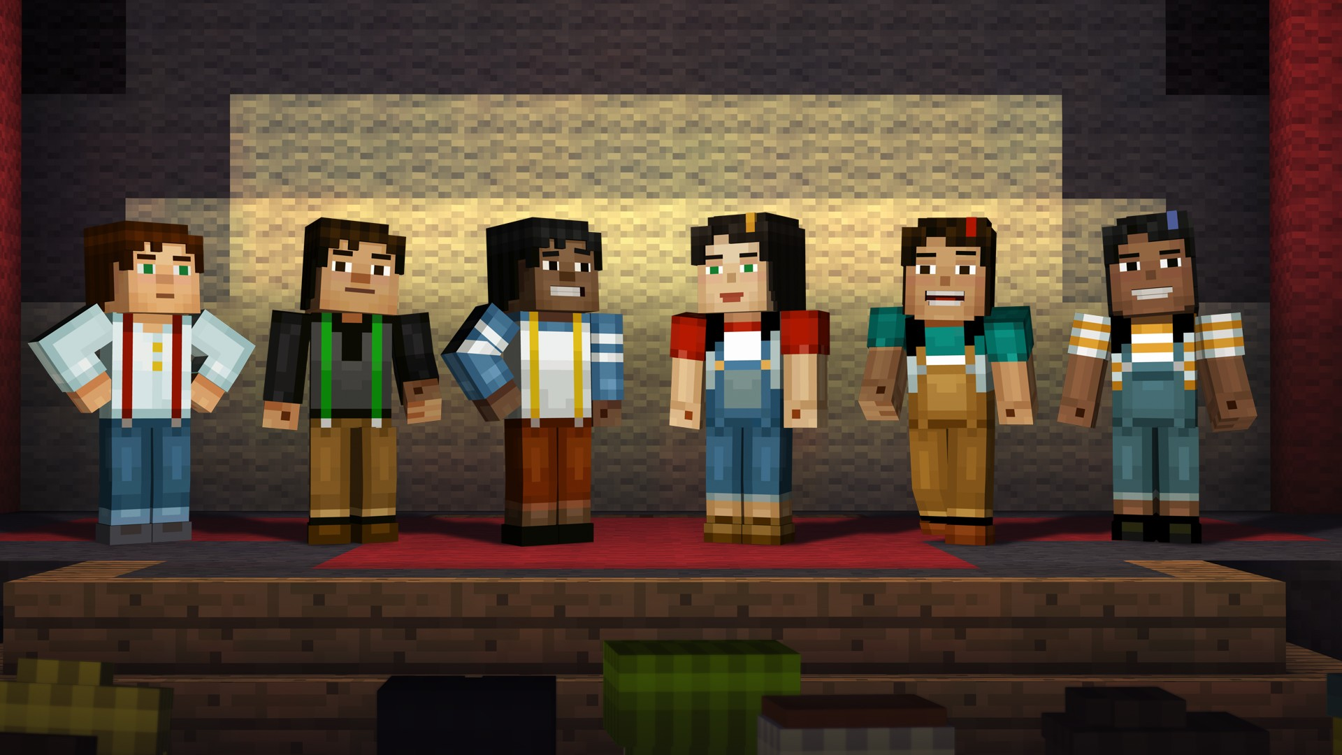 Minecraft Story Mode Episode 2 For PC