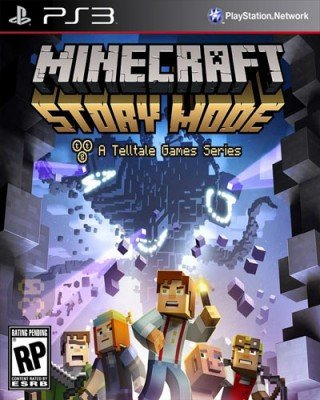 دانلود بازی Minecraft Story Mode Episode 1 برای PS3