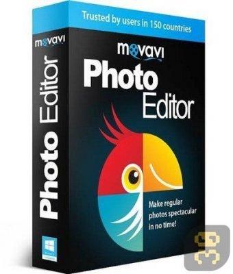 دانلود Movavi Photo Editor v5.8.0 - ویرایشگر عالی تصاویر