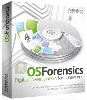 دانلود PassMark OSForensics Professional 7.0 B10006 - نمایش اطلاعات سیستم