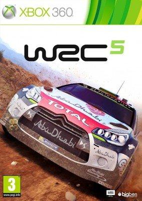 دانلود بازی WRC 5 برای XBOX360