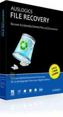 دانلود 1.Auslogics File Recovery 9.5.0 - ریکاوری کامل اطلاعات مهم
