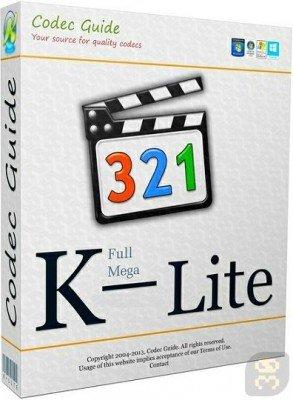دانلود K-Lite Mega Codec Pack 12.6.5 - کدک پخش فرمت های تصویری