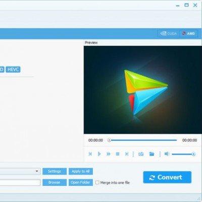 دانلود 4Videosoft HD Converter 6.2.12 – تبدیل کننده فرمت ویدئوها