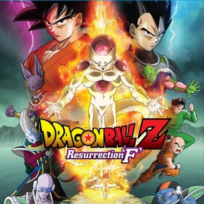 دانلود انیمیشن Dragon Ball Z: Resurrection F 2015