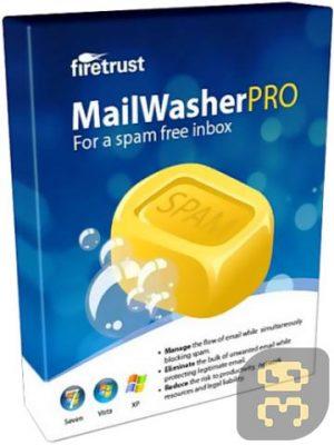 دانلود Firetrust MailWasher Pro 7.12.39 - پاکسازی ایمیل های نامعتبر