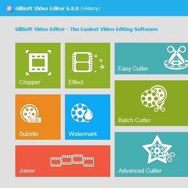 دانلود GiliSoft Video Editor 11.3.0 – ویرایش فایل تصویری