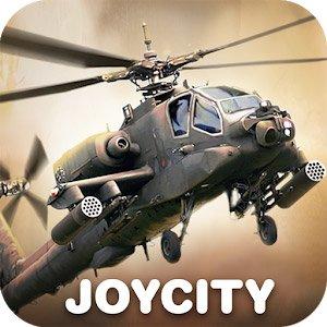 دانلود Gunship Battle: Helicopter 3D v2.6.61 بازی هلیکوپتر جنگی برای اندروید
