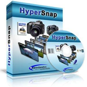 دانلود HyperSnap 8.16.09 – عکس برداری از دسکتاپ ویندوز