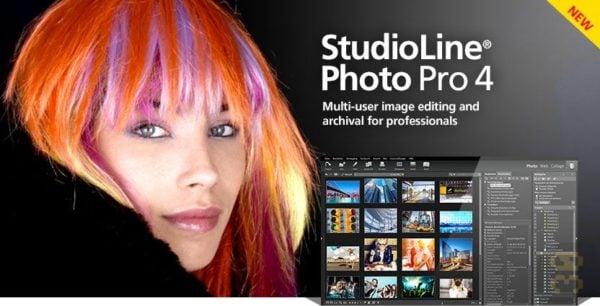دانلود StudioLine Photo Pro 4.2.61 – ویرایش و مدیریت تصاویر کلان