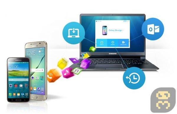 دانلود Samsung Smart Switch 4.2.19071.4 - برنامه اتصال گوشی سامسونگ به کامپیوتر