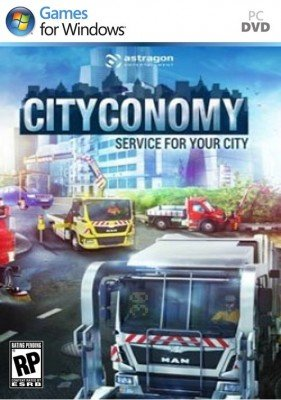 دانلود بازی CITYCONOMY Service For Your City برای کامپیوتر