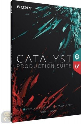 Sony Catalyst Production Suite v2015.1.1.159 - ویرایش پیشرفته ویدیو