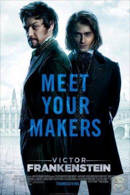 دانلود فیلم Victor Frankenstein 2015 با لینک مستقیم + زیرنویس فارسی