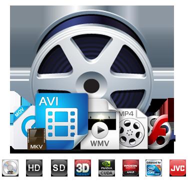 دانلود Any Video Converter Ultimate v7.0.1 – مبدل فرمت های تصویری