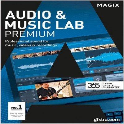 دانلود MAGIX Audio & Music Lab 2017 Premium 22.2.0.53 – ویرایش فیلم و صدا