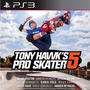 Play Tony Hawks Pro Skater 5 For PS3