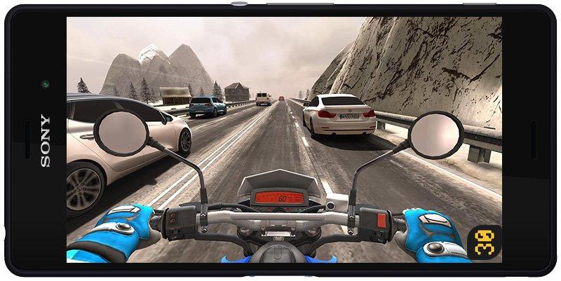دانلود Traffic Rider 1.4 - بازی جدید موتورسواری اندرویددانلود Traffic Rider 1.4 – بازی جدید موتورسواری اندروید