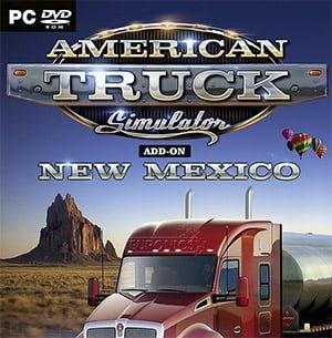 دانلود بازی American Truck Simulator New Mexico برای کامپیوتر + کرک + آپدیت