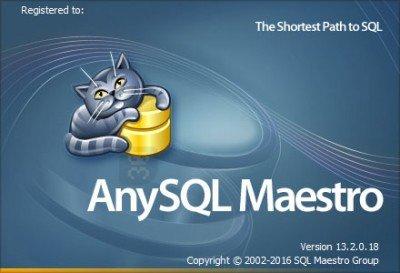AnySQL Maestro Professional 16.12.0.14 - کنترل و مدیریت پایگاه داده