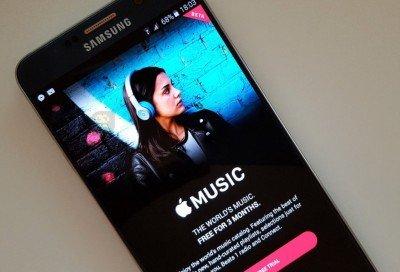 دانلود Apple Music 2.1.0 - اپلیکیشن اپل موزیک در اندروید