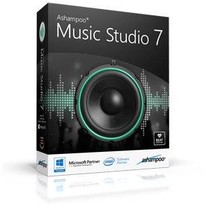 دانلود Ashampoo Music Studio 7.0.0.28 – ویرایش و تولید موسیقی