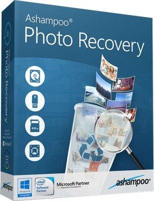 دانلود Ashampoo Photo Recovery 1.0.5.234 - بازیابی عکس های شخصی