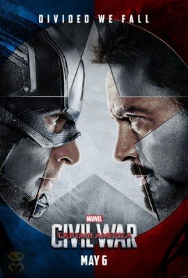 دانلود فیلم Captain America: Civil War 2016 با زیرنویس فارسی