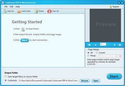 Coolmuster PDF to Word Converter 2.1.10 - مبدل اسناد PDF به Word