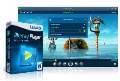 دانلود Leawo Blu-ray Player 2.2.0.0 - پخش کننده دیسک های بلوری