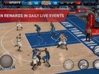 دانلود NBA LIVE Mobile 4.2.30 - بازی بسکتبال جدید اندروید