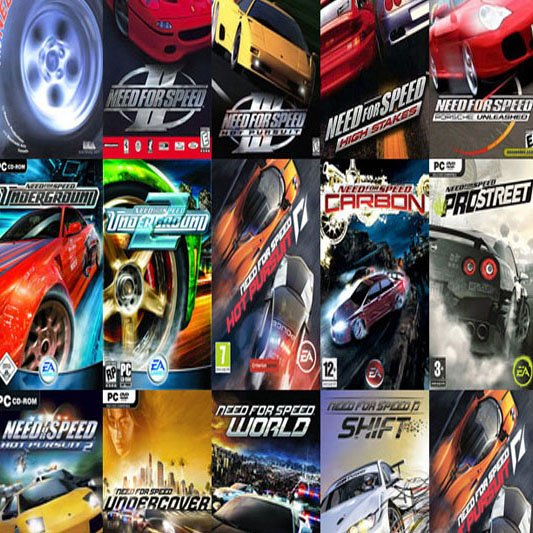 Need For Speed Collection Collection For PC