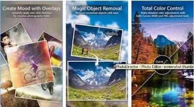 دانلود PhotoDirector Premium - Photo Editor App v14.1.2 - ویرایش عکس در اندروید