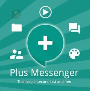 دانلود مسنجر Plus Messenger (Telegram+) 4.6.0.3 - تلگرام پلاس اندروید