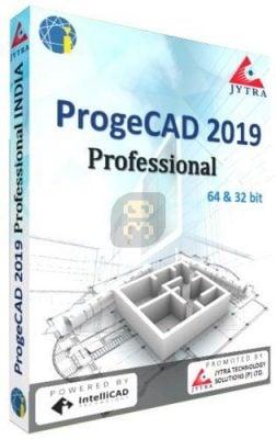 دانلود ProgeCAD 2020 Professional 20.0.8.3 - نقشه کشی حرفه ایی