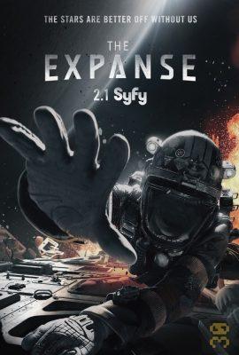 دانلود فصل دوم سریال گستره - The Expanse 2015 + زیرنویس فارسی