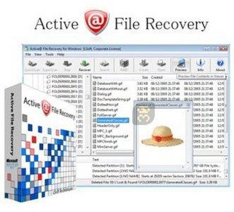 دانلود Active File Recovery Professional 20.0.2 - بازیابی کامل اطلاعات
