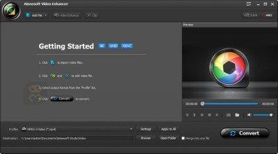 دانلود Aiseesoft Video Enhancer 9.2.16 - افزایش کیفیت فیلم ها