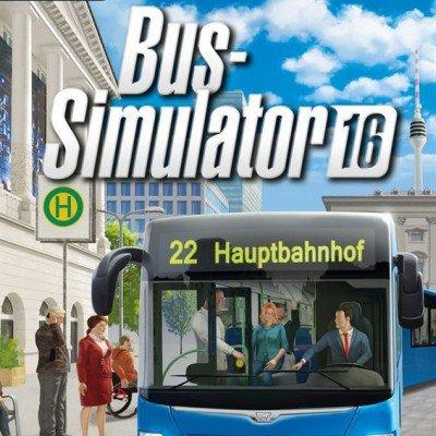 دانلود بازی Bus Simulator 16 برای کامپیوتر