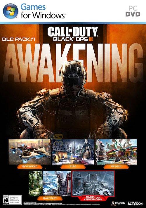 نتیجه تصویری برای دانلود بازی Call of Duty Black Ops 3 Awakening DLC برای PC