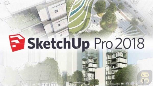 دانلود SketchUp Pro 2019 v19.0.685 - طراحی سه بعدی