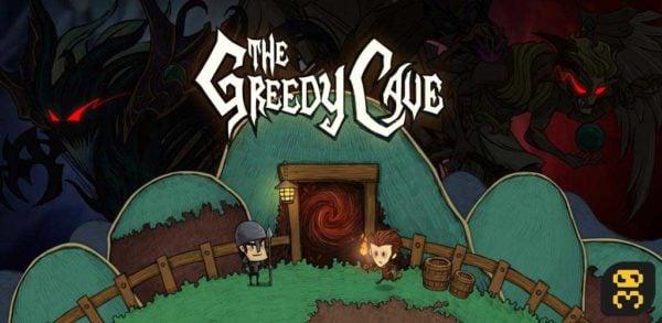 دانلود The Greedy Cave 2.2.5 - بازی غار حریص اندروید