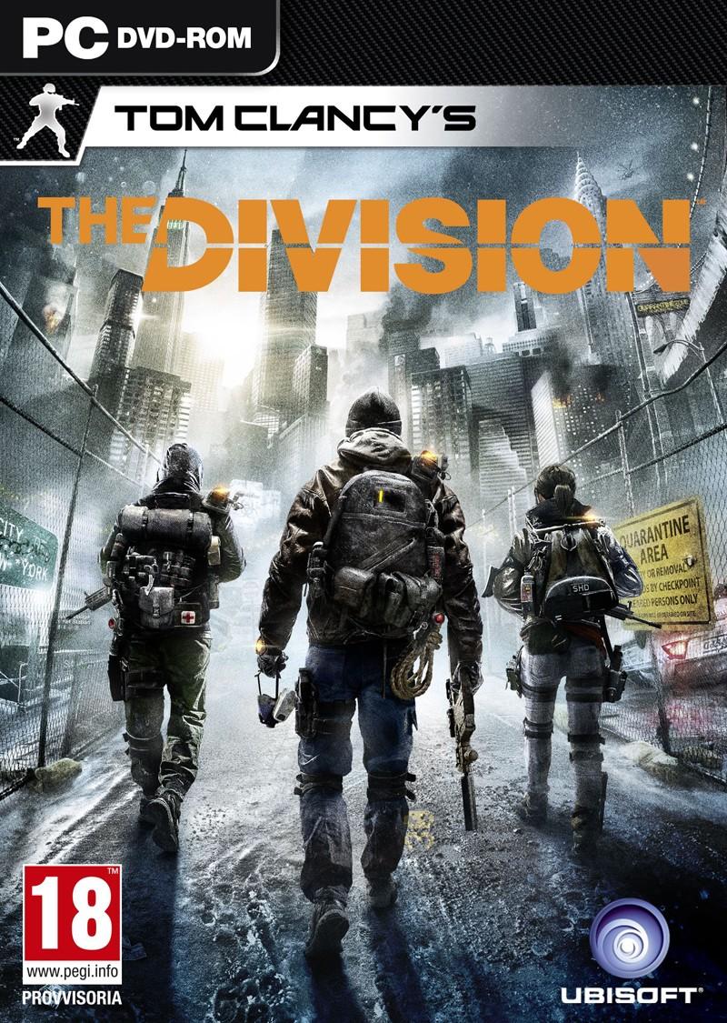نتیجه تصویری برای دانلود بازی Tom Clancys The Division برای PC