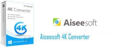 دانلود Aiseesoft 4K Converter 9.2.26 - تبدیل فرمت فیلم های 4K