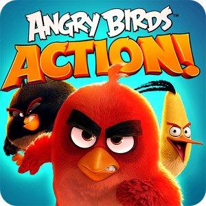 دانلود Angry Birds Action 2.0.1 – بازی جدید پرندگان خشمگین اکشن اندروید
